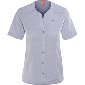 Tatonka Cormac - T-shirt manches courtes Femme - bleu